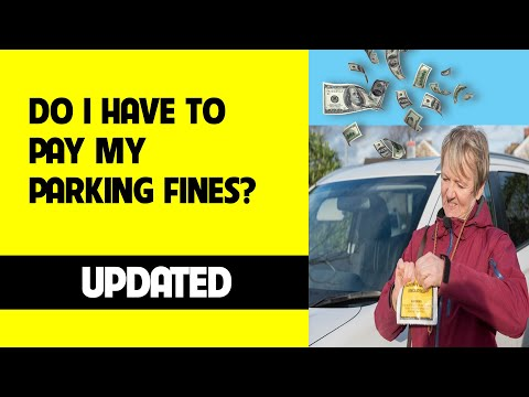Parking Fines In The UK - MUST WATCH