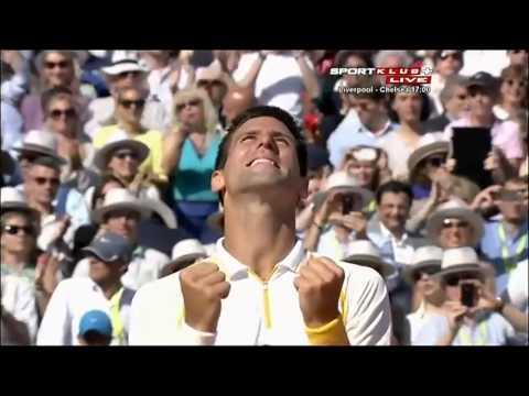 Novak Djokovic vs. Rafael Nadal - Monte Carlo Final 2013 (Match Point)