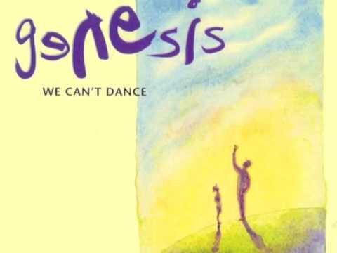 We Can't Dance - Genesis - Full Album - 1991