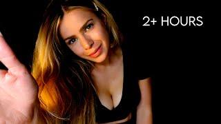 ASMR SLEEP CLINIC 2 HOURS (100% of you will go to Zzzzz)