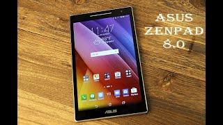 обзор Asus Zenpad - смотри видео! Планшет который заставит тебя нервничать