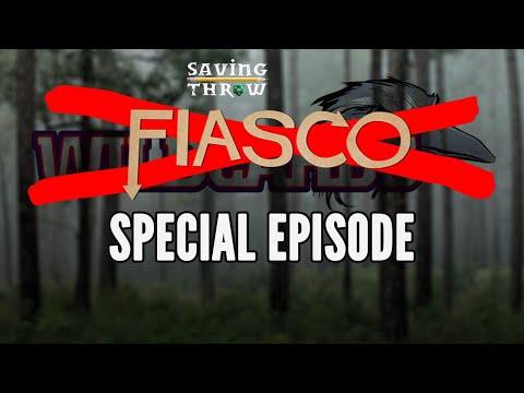 Wildcards - Fiasco RPG Special