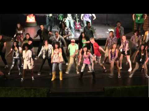 Start The Party Camp Rock The Musical