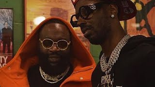Young Dolph Blesses QC Pee & Rick Ross with PRE Chains