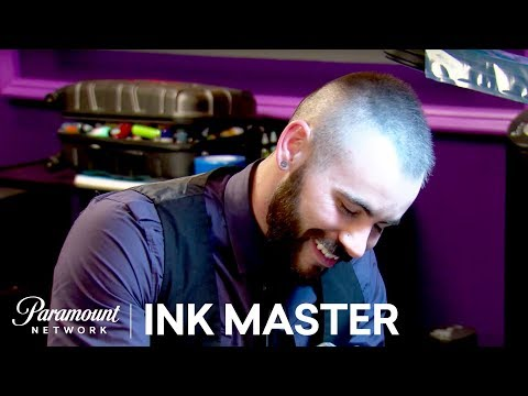Dave Navarro Changes The Game  Ink Master: Redemption, Season 1