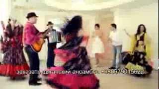 Супер развлечение - цыгане на свадьбе