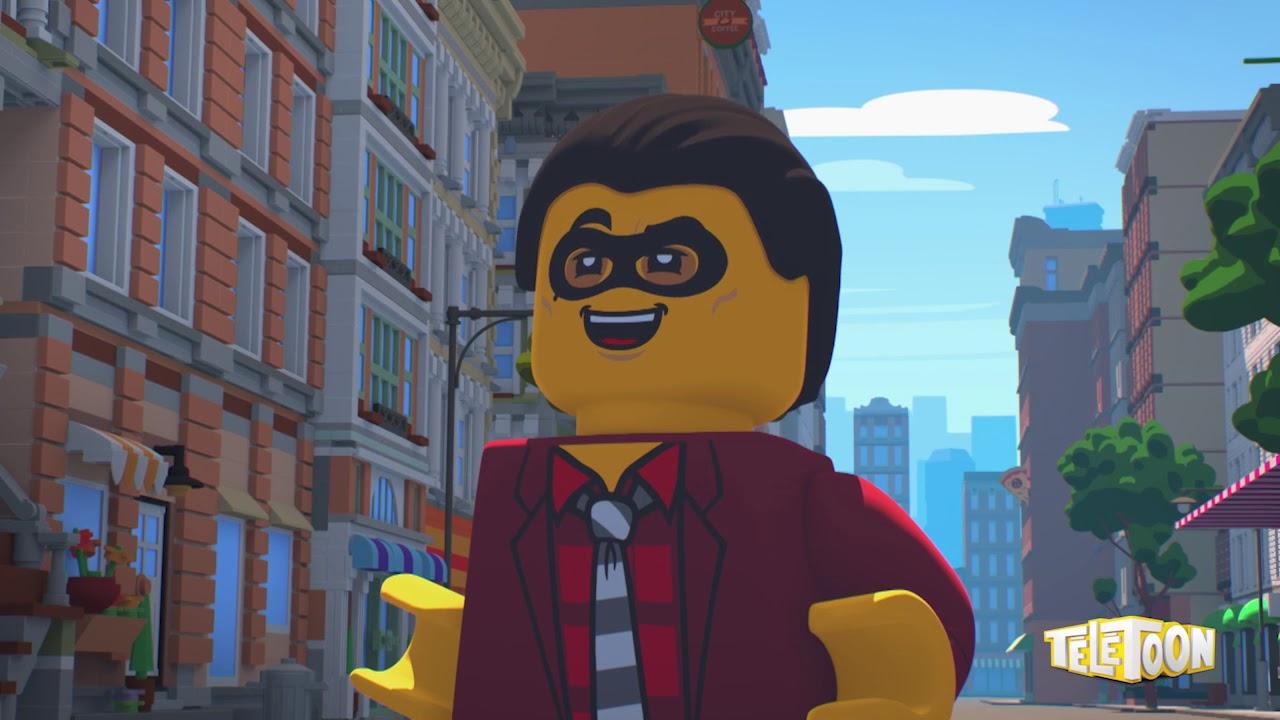 LEGO City Adventures | Extrait | Buster (S01E15) - YouTube