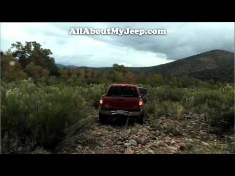 Arizona Tonto Basin Off Road