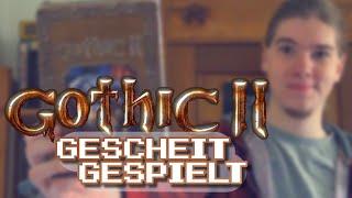 Gothic II - Retro-Review | Gescheit Gespielt