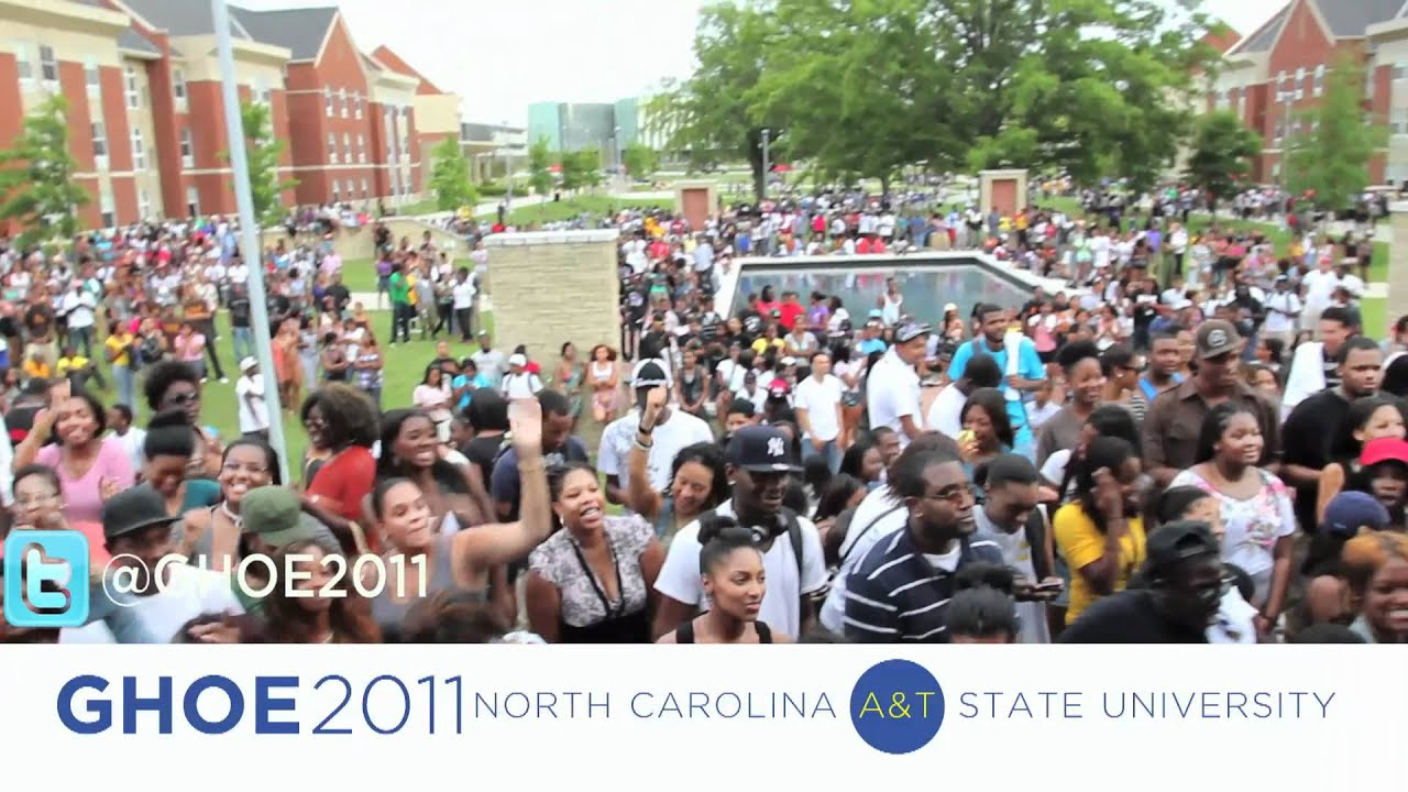 North carolina a and t state - Countdown To Ghoe 2011 North Carolina A T State University Homecoming
