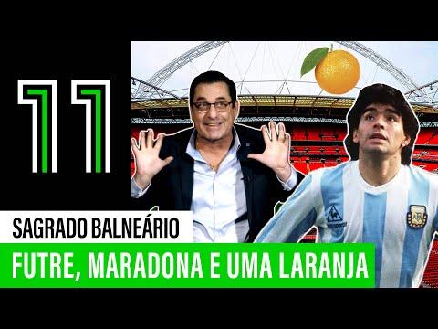 Futre fala sobre Diego Maradona