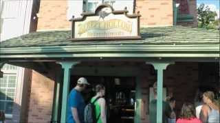 Sleepy Hollow Refreshments in Magic Kingdom (HD 1080p)