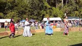 BOLE Bicentennial #62 ~ Woodland Indian Celebration ~ Round Dancing