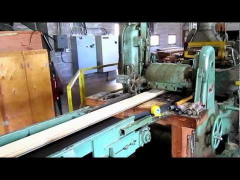 Planing Mill - Chisholm Lumber