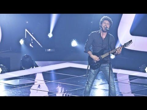 "Pedro Maceiras - ""Plug in baby"" | Provas Cegas | The Voice Portugal | Season 3"
