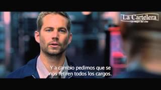 Rapidos y furiosos 6 - Trailer Subtitulado [1080HD]