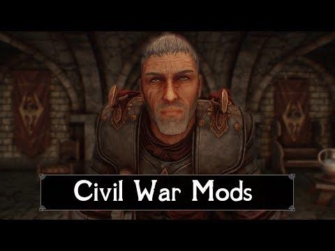 Skyrim: What The Civil War Should've Been – 7 Amazing Mods to Overhaul Skyrim's Civil War thumbnail