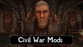 Skyrim: What The Civil War Should've Been – 7 Amazing Mods to Overhaul Skyrim's Civil War