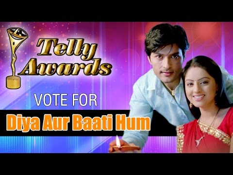 Vote Diya Aur Baati Hum | Best Serial | Indian Telly Awards 2014