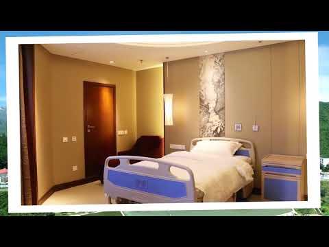 The warm ward environment of Beijing Tongshantang Hospital of Traditional Chinese Medicine