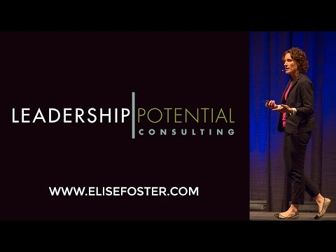 Elise Foster - Multipliers Leadership Keynote Speaker - YouTube