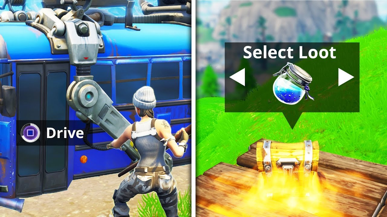 7 Crazy Things Fortnite Hackers Can Do Season 6 Youtube