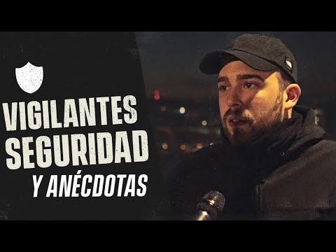 ANÉCDOTAS DE VIGILANTES DE SEGURIDAD