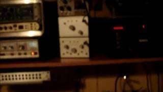 sirens from  schematic  to  dub  session