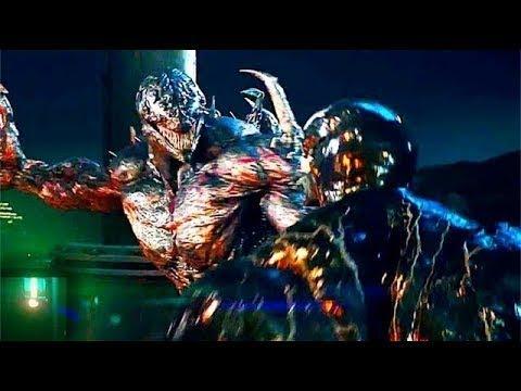 VENOM Riot Vs Venom Full Fight Scene In Hindi