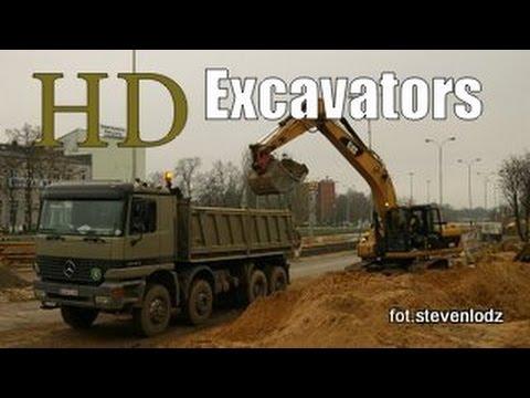 Koparki ☆ Excavators ☆ Bagger ☆ รถขุด ☆ Máy xúc