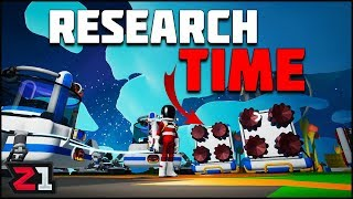New Research Method?! Astroneer 1.0 Full Release Gameplay Ep. 4 | Z1 Gaming