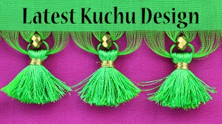 Latest Saree Kuchu Design