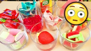 XXL Sommer CANDY Challenge | 10 Sommer Süßigkeiten & Jelly Beans Strafe | Sommer Spaß
