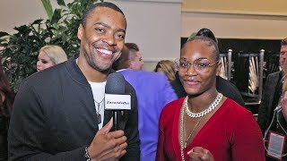 """REACTION WILDER TKO Claressa Shields:""""Let Him GO OUT On His SHIELD!"""" vs Tyson Fury"""