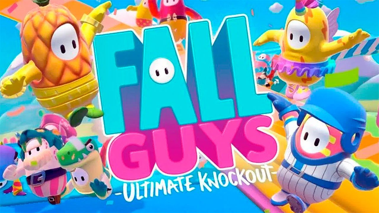 Fall Guys ► КООП-СТРИМ