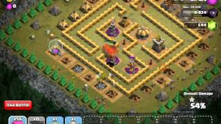 Clash of Clans: Mega Evil - Lvl 42