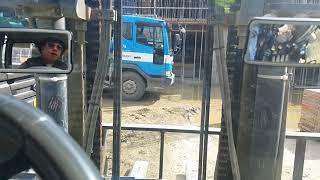 지게차작업 7톤제원및 p.c렌탈운반작업
