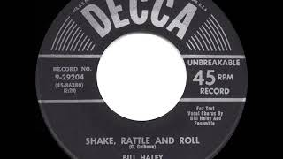 1954 HITS ARCHIVE: Shake Rattle And Roll - Bill Haley and his Comets