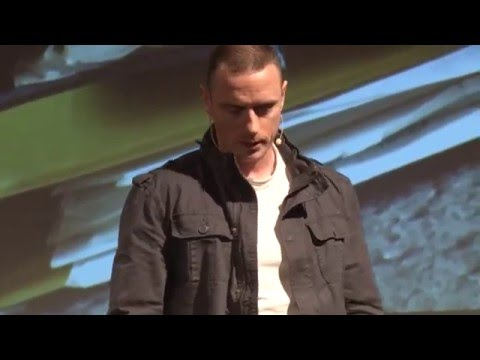 A Journey about a Dream in the Film Industry | Stephen Reynolds | TEDxCoventryUniversity