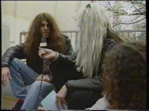 Cannibal Coprse Full Of Hate Festival 1993 Part 1