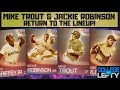 MIKE TROUT AND JACKIE ROBINSON RETURN! MLB THE SHOW 18!