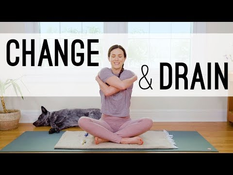 Yoga For Change And Drain     Yoga With Adriene thumbnail