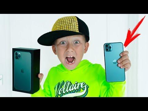 Как LIKEE Помог БОГАТОМУ Школьнику Сене Купить Новый IPhone 11 Pro MAX