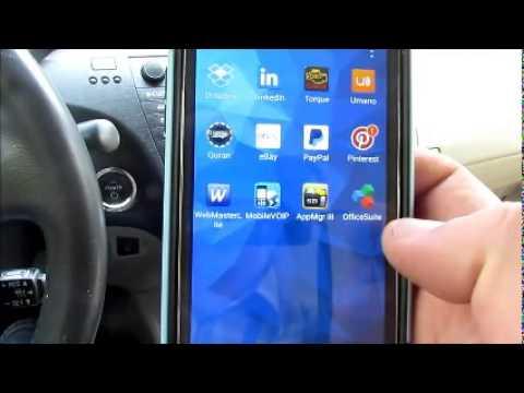 جهاز فحص السيارات على البلوتوث والتلفون Bluetooth Obd Ii Car Diagnostic Tool Youtube