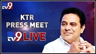 KTR Press Meet LIVE - TV9