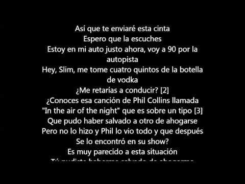 Eminem - Stan (letra) [Traducción Al Español]