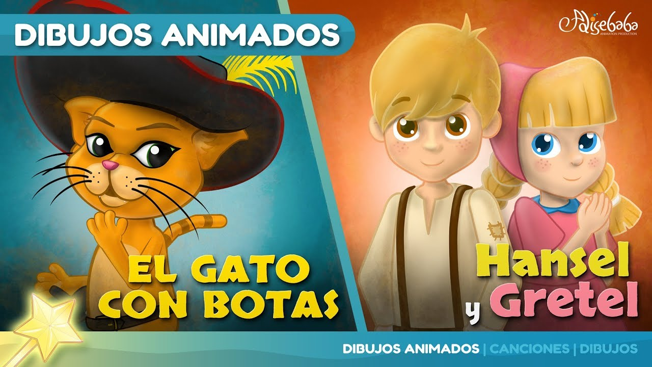 El Gato Con Botas cuentos infantiles para dormir & animados