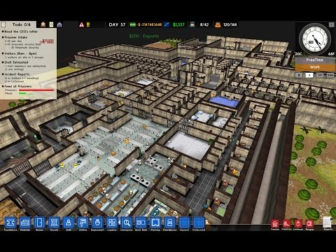 Prison Architect Update 5