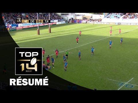 TOP 14 - Résumé Castres-Toulon 92: 34-17 - J12 - Saison 2016/2017