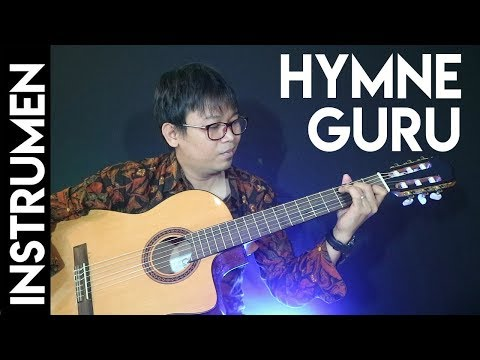 Hymne Guru Gitar Instrumen